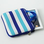 Cul de Sac Striped iPad Sleeve