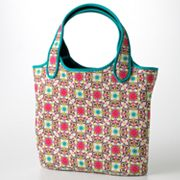 Cul de Sac 16-in. Floral Laptop Bag