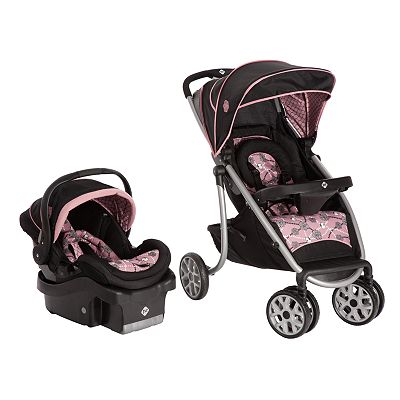 Safety 1st SleekRide LX Travel System