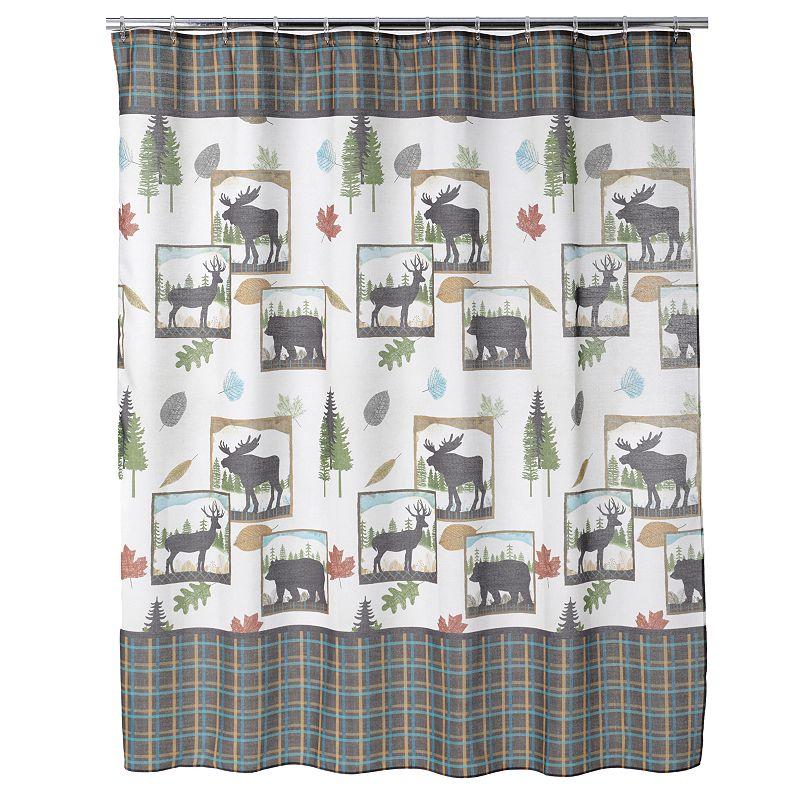 Bacova Coordinates Shower Curtain Kohl 39 S