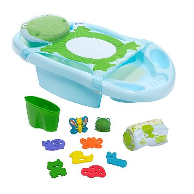 Safety 1st Deluxe Funtime Froggy Bath Center