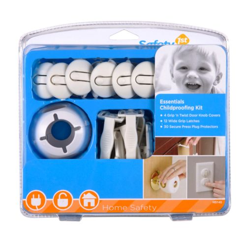 Safety 1st 46-pc. Essentials Childproofing Kit