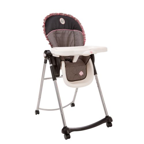 Safety 1st Ruffled AdapTable High Chair