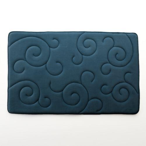 Mohawk® Home Scroll Memory Foam Bath Rug - 20'' x 32''