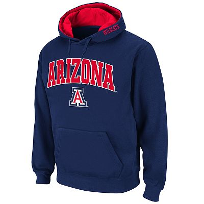 Colosseum Arizona Wildcats Fleece Hoodie - Men