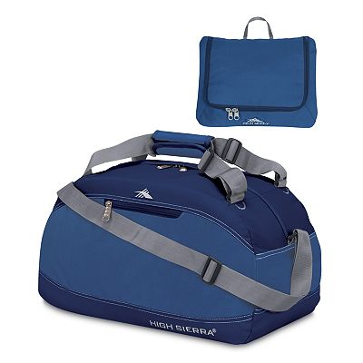 High Sierra 20-in. Pack 'N Go Duffel Bag