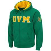 Colosseum Vermont Catamounts Fleece Hoodie - Men
