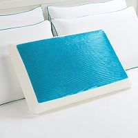 Dream Therapy Gel & Memory Foam Standard Pillow