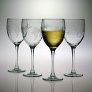 Susquehanna Glass Sonoma Collection 4-pc. White Wine Glass Set