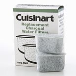 Cuisinart® Replacement Charcoal Water Filters 2-pk.