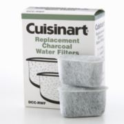 Cuisinart Replacement Charcoal Water Filters 2-pack