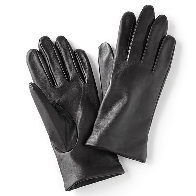 Apt. 9 Leather Gloves