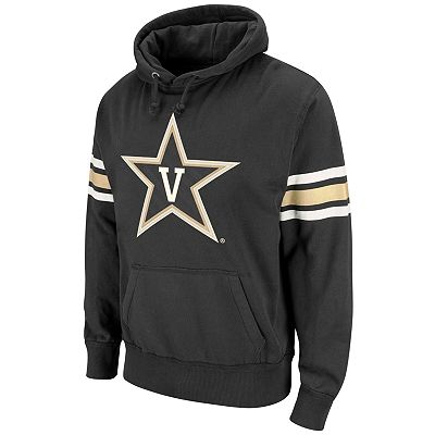 Colosseum Vanderbilt Commodores Blindside Fleece Hoodie - Men