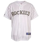 Majestic Colorado Rockies Replica Jersey
