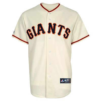Majestic San Francisco Giants Replica Jersey