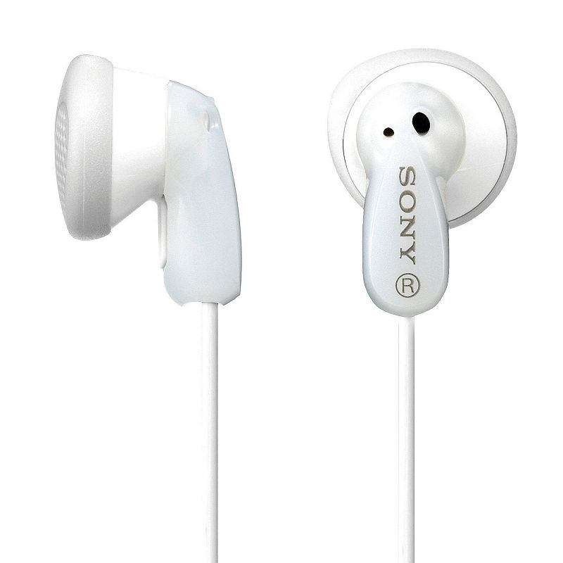 Sony Color Earbuds, White : Neodymium magnet delivers powerful sound. High frequency response offers rich quality. Built-in ear pads provide complete comfort. : Compatible with most standard line-in jacksFor information about the modified return policy, please click here This product is not eligible for promotional offers and coupons. However, you are able to earn and redeem Kohl's Cash and YES2YOU Rewards on this product. Size: One Size. Color: White. Gender: Male.