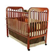 Dream On Me Bristol 2-in-1 Convertible Crib