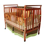 Dream On Me Bella 2-in-1 Convertible Sleigh Crib