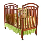 Dream On Me Bentwood Tuscany 3-in-1 Convertible Crib