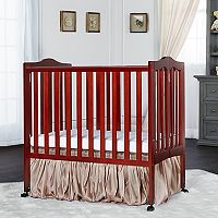 Dream On Me Classic 2-in-1 Folding Portable Crib