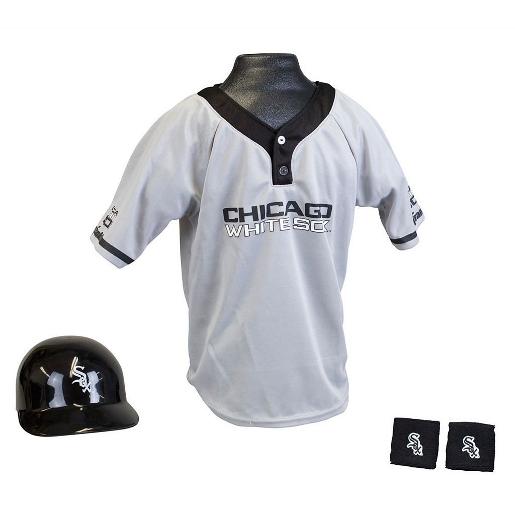 Franklin Chicago White Sox Uniform Set - Boys