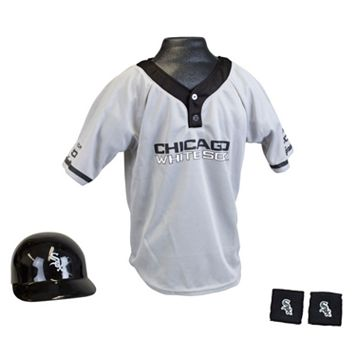 Franklin Chicago White Sox Uniform Set - Boys
