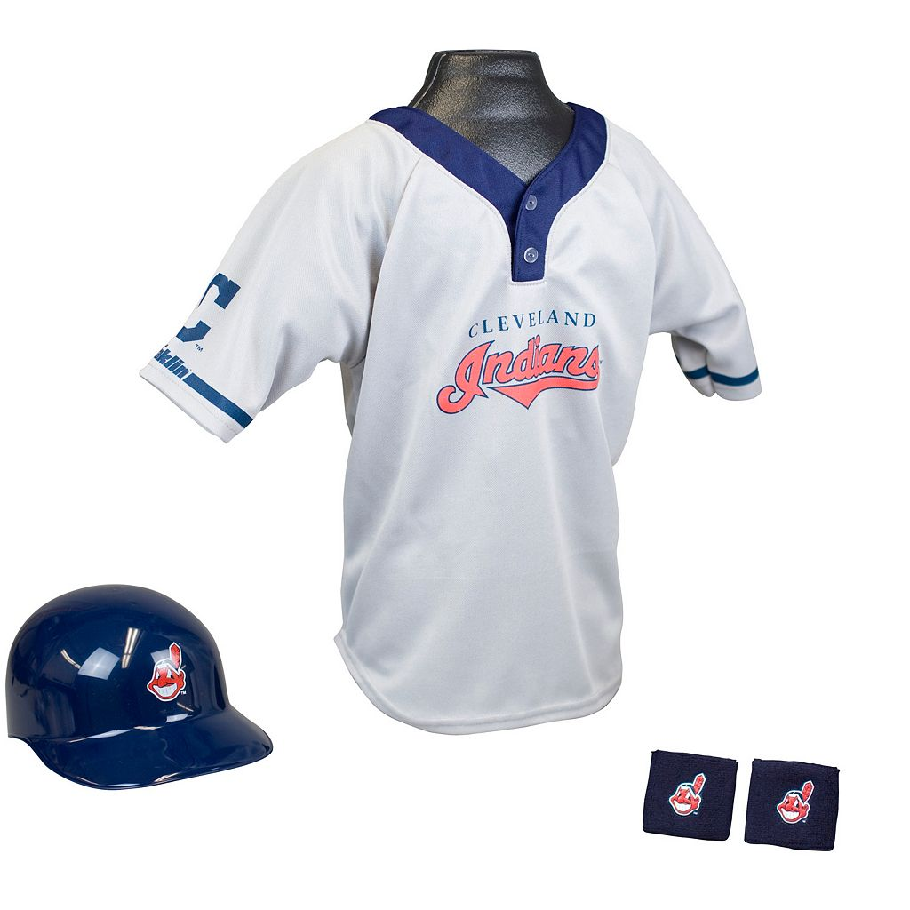 Franklin Cleveland Indians Uniform Set - Boys