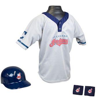 Franklin Cleveland Indians Uniform Set - Boys