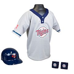 Franklin Minnesota Twins Uniform Set - Kids