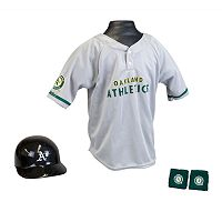 Franklin Oakland Athletics Uniform Set - Boys