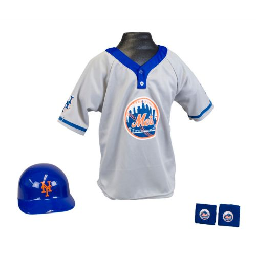 Franklin New York Mets Uniform Set - Boys