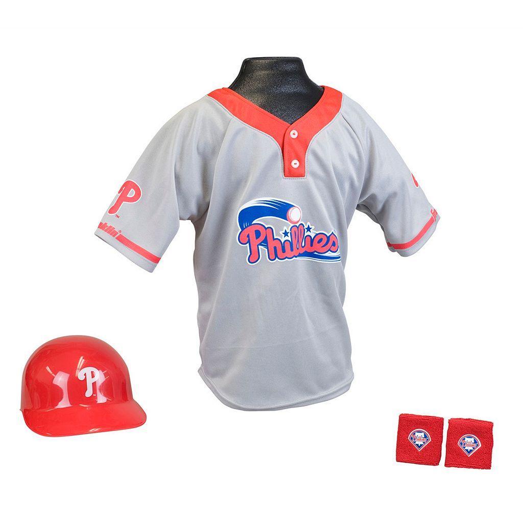Franklin Philadelphia Phillies Uniform Set - Boys