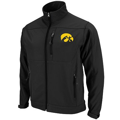 Colosseum Iowa Hawkeyes Yukon Jacket - Men