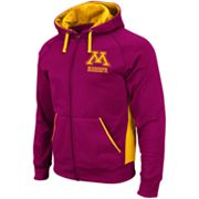 Colosseum Minnesota Golden Gophers Bootleg Fleece Hoodie