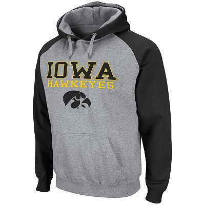 Colosseum Iowa Hawkeyes Atlas Fleece Hoodie
