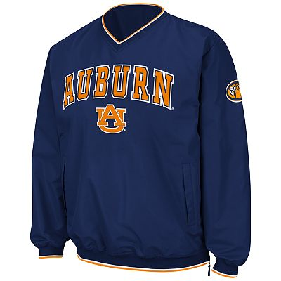 Colosseum Auburn Tigers Pullover Jacket - Men
