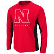 Colosseum Nebraska Cornhuskers Tee - Men