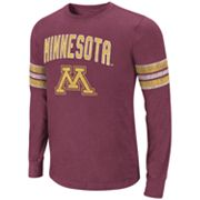 Colosseum Minnesota Golden Gophers Tackle Tee - Men