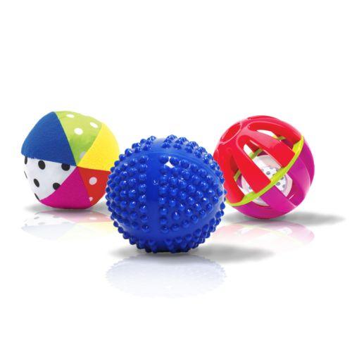 Sassy Sensory Ball Set