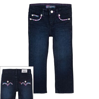 Levi's Embellished Jeans - Toddler