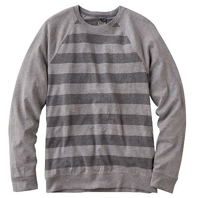 Hang Ten Raglan Striped Tee