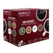 Keurig® K-Cup® Pod Coffee Favorites Variety Pack - 48-pk.
