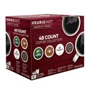 Keurig K-Cup Portion Pack Coffee Favorites Variety Pack - 48-pk.