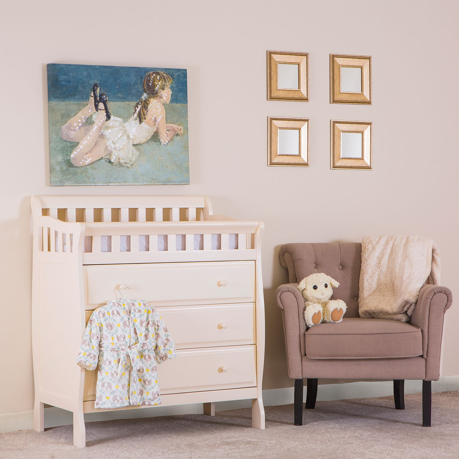 Dream On Me Marcus Changing Table U0026 Dresser