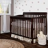 Dream On Me Ashton 5-in-1 Convertible Crib