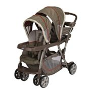 Graco Ready2Grow Stand and Ride Stroller - Forecaster