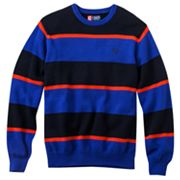 Chaps Striped Sweater