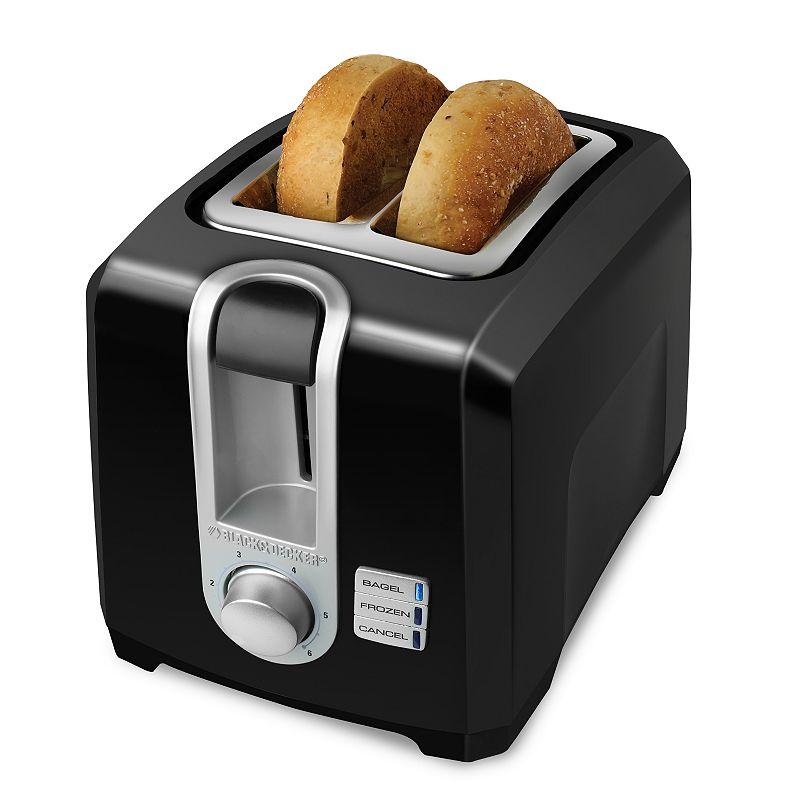 Black and Decker 2-Slice Toaster