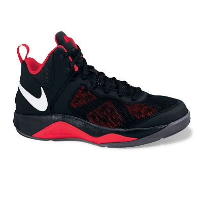 Nike Dual Fusion Basketball Shoes - Grade School Boys