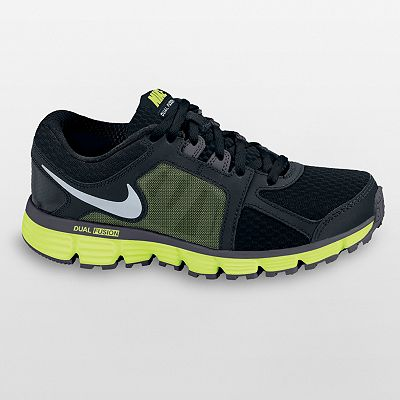 Nike Dual Fusion ST 2 High-Performance Running Shoes - Grade School Boys